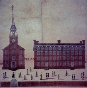 Yale in 1700s