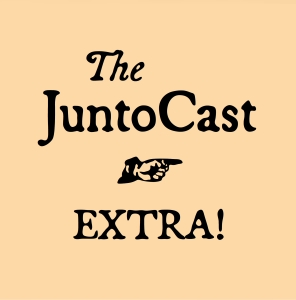 The JuntoCast Extra Logo (offset)